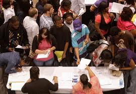 teens applying for jobs